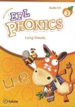 EFL PHONICS. 3(NEW EDITION)(CD)