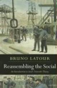 [해외]Reassembling the Social