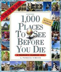 [해외]1,000 Places to See Before You Die (Wall)
