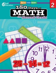 [해외]180 Days of Math for Second Grade (Grade 2)