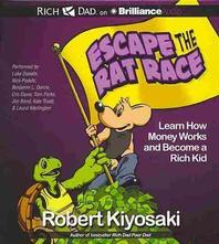 [해외]Rich Dad's Escape the Rat Race (Compact Disk)