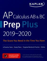 AP Calculus AB & BC Prep Plus 2019-2020