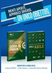 [해외]A Guide to the Project Management Body of Knowledge (Pmbok(r) Guide-Sixth Edition / Agile Practice Guide Bundle (Italian) (Paperback)