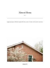 Almost Home(올모스트 홈) Vol. 1