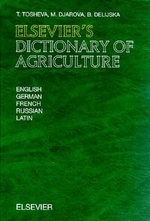 Elsevier's Dictionary of Agriculture