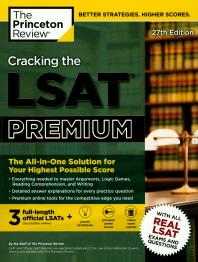 Cracking the LSAT Premium