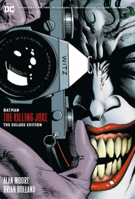 [보유]Batman: The Killing Joke Deluxe (New Edition)