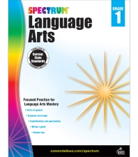 Spectrum Language Arts Grade. 1