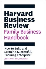 [해외]Harvard Business Review Family Business Handbook (Hardcover)