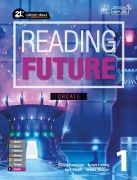 Reading Future Create 1 New(SB+CD)