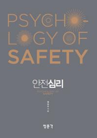 안전심리(Psychology of Safety)