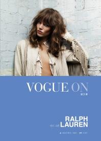 보그 온(Vogue On): 랄프 로렌(Ralph Lauren)