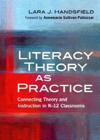 [해외]Literacy Theory as Practice (Paperback)