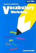 Vocabulary Workshop Level Blue