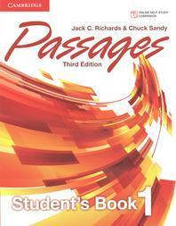 [해외]Passages Level 1 Student's Book (Paperback)