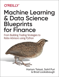 [해외]Machine Learning and Data Science Blueprints for Finance