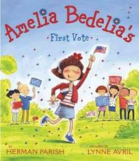 [해외]Amelia Bedelia's First Vote (Hardcover)
