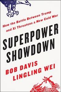 [해외]Superpower Showdown (Hardcover)