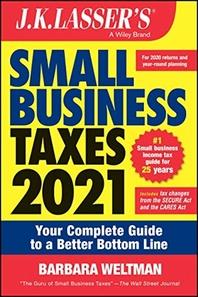 [해외]J.K. Lasser's Small Business Taxes 2021