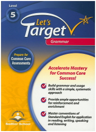 Let's Target Grammar Level. 5