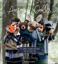 [해외]Handmade Animal Dolls