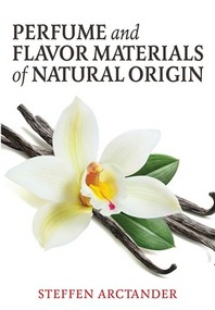 [해외]Perfume and Flavor Materials of Natural Origin