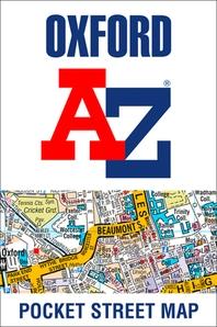 [해외]Oxford A-Z Pocket Street Map