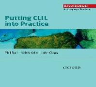 [해외]Putting CLIL Into Practice