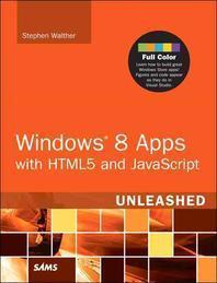 [해외]Windows 8 Apps with HTML5 and JavaScript Unleashed (Paperback)
