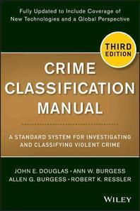 [해외]Crime Classification Manual
