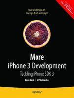 [해외]More iPhone 3 Development (Paperback)
