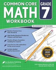 [해외]7th Grade Math Workbook