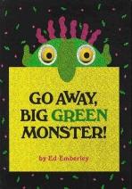 [��ο�] Go Away Big Green Monster(CD1������)(���庻 HardCover)