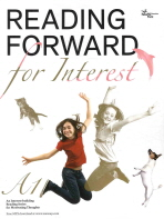 READING FORWARD FOR INTEREST A1(2011)  ((((A1A2B1B2 전4권, 연구용(일반용과 동일)