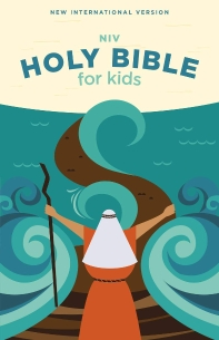 [해외]Niv, Holy Bible for Kids, Economy Edition, Paperback, Comfort Print