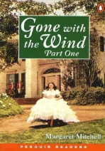 GONE WITH THE WIND PART ONE(PENGUIN READES 4)