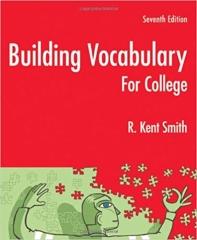 Building Vocabulary for College 7/E