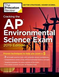 Cracking the AP Environmental Science Exam(2019)
