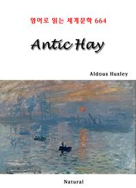 Antic Hay (영어로 읽는 세계문학 664)