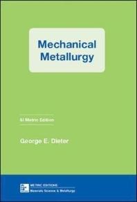Mechanical Metallurgy (SI)