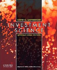Investment Science: International Edition (Paperback)