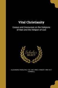 [해외]Vital Christianity (Paperback)