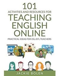 [해외]101 Activities and Resources for Teaching English Online