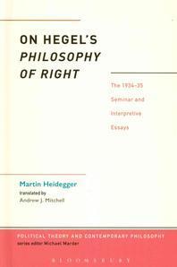 On Hegel's Philosophy of Right