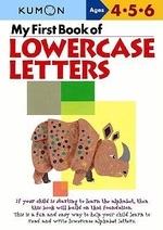 [해외]My First Book of Lowercase Letters