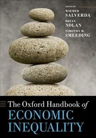 [해외]The Oxford Handbook of Economic Inequality