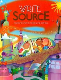 Write Source /새책수준 ☞ 서고위치:RP +1