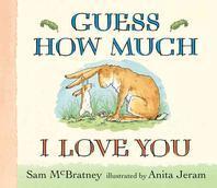 [해외]Guess How Much I Love You (Board Books)