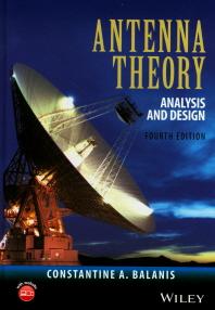 Antenna Theory