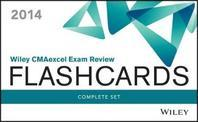 Wiley Cmaexcel Exam Review 2014 Flashcards
